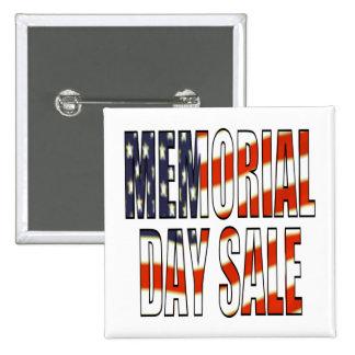 Venta del Memorial Day Pins
