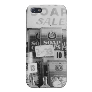 Venta grande del jabón iPhone 5 fundas