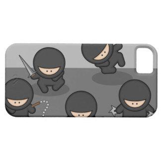 VENTA - poco caso del iPhone 5 de Ninjas iPhone 5 Carcasas