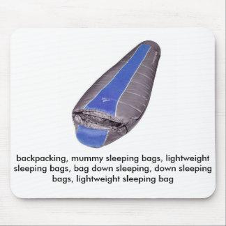 venta que hace excursionismo, sacos de dormir de l tapete de ratones