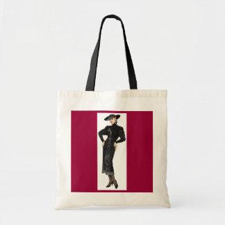 VENTA - tote 1983 de Karl Lagerfeld Bolsa De Mano