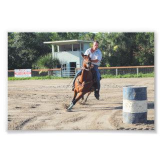 Ventaja del club del montar a caballo de Sandspur  Foto
