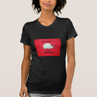 Ventaja por ejemplo camisetas