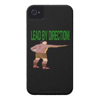 Ventaja por la dirección Case-Mate iPhone 4 cárcasa