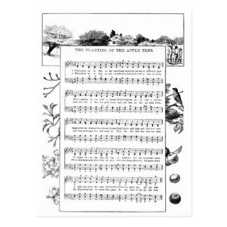 Ventajas de la canción de los manzanos