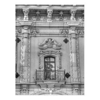ventana 107BWHD Postales