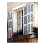 Ventana a Provence Postal