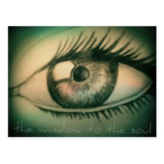 ventana al alma postales