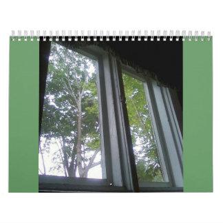 Ventana Calendarios De Pared
