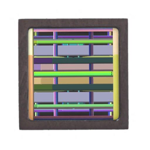 ventana eléctrica cajas de joyas de calidad