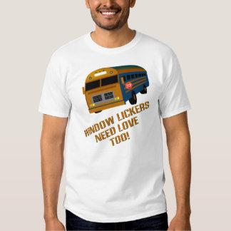 Ventana Lickers Camisas