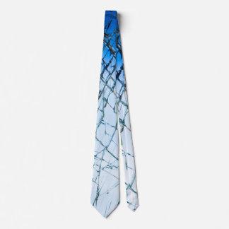 Ventana quebrada corbatas