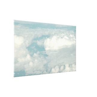 Ventana Seat del ~ de la nube 9 de PixDezines Impresion En Lona