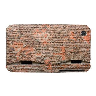 Ventanas de dormer Eyelike en un tejado tejado Funda Bareyly There Para iPhone 3 De Case-Mate