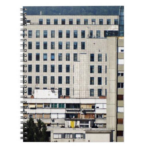 ventanas de la ciudad libro de apuntes