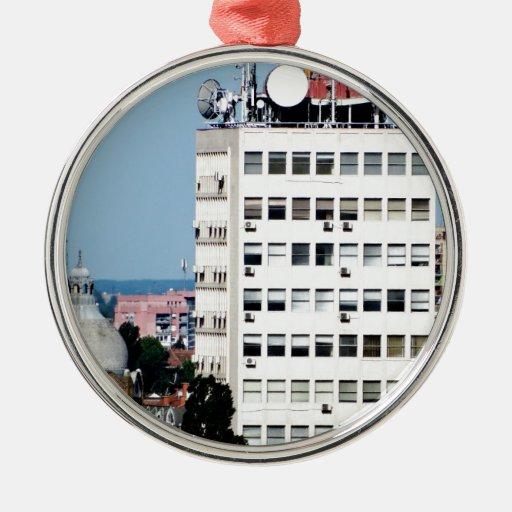 ventanas de la ciudad ornatos