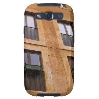 Ventanas del apartamento, Roma, Italia Galaxy S3 Funda