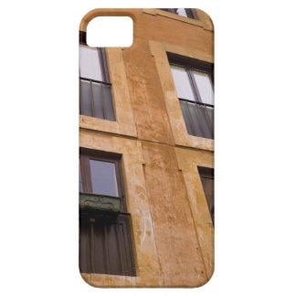 Ventanas del apartamento, Roma, Italia iPhone 5 Funda