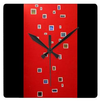 ventanas reloj cuadrado