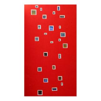 ventanas tarjetas de visita