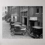 Ventas autos y Service, 1926