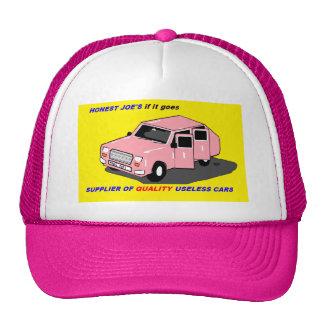 ventas del coche del gorra de la parodia