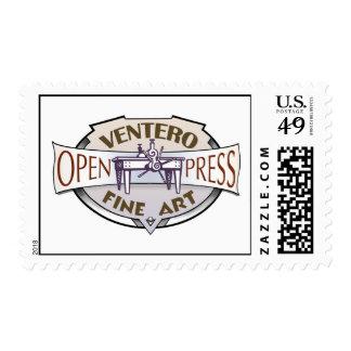 Ventero Open Press Stamps