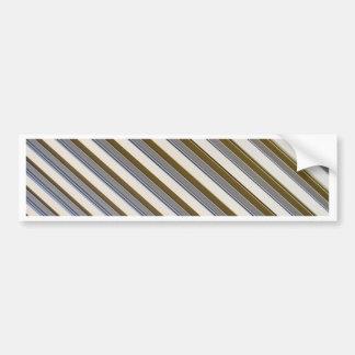 Ventilation grille bumper sticker