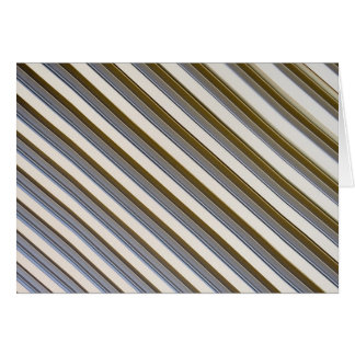 Ventilation grille card