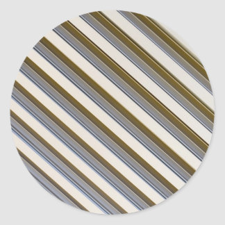 Ventilation grille classic round sticker