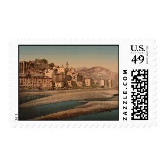 Ventimiglia I, Liguria, Italy Stamps