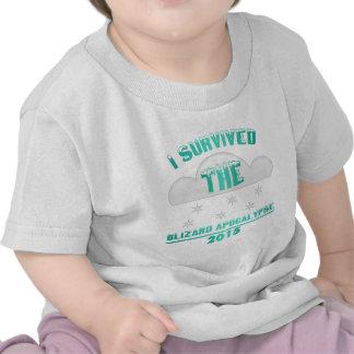 Ventisca 2015 camisetas