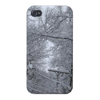 Ventisca de Boston, caso del iphone 4 iPhone 4/4S Carcasa