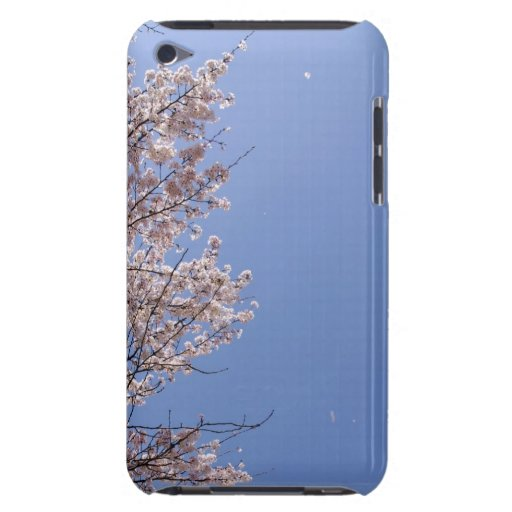 Ventisca de la flor de cerezo (Hanafubuki) iPod Touch Case-Mate Carcasas