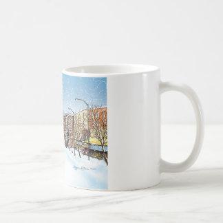Ventisca de la taza 1978 de café del arte