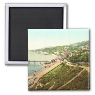 Ventnor II, Isle of Wight, England 2 Inch Square Magnet