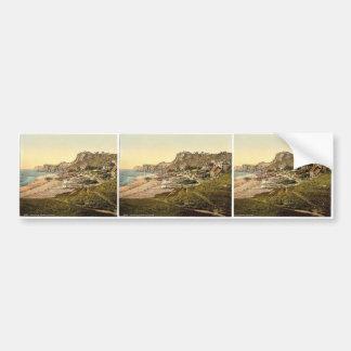 Ventnor, Steephill Cove, Isle of Wight, England ra Bumper Stickers