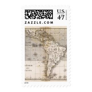Vents Amerique Postage