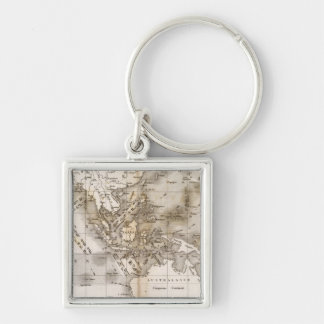 Vents Asia Keychain