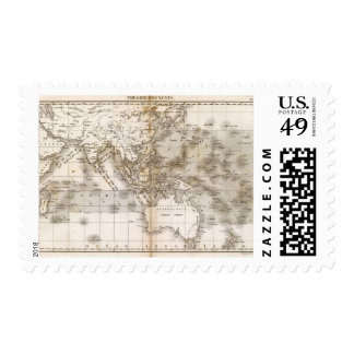 Vents Asia Stamp