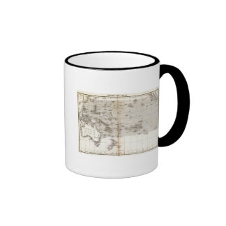 Vents Ocean Pacifique Coffee Mugs