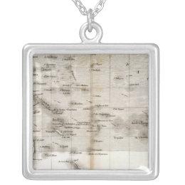 Vents Ocean Pacifique Silver Plated Necklace