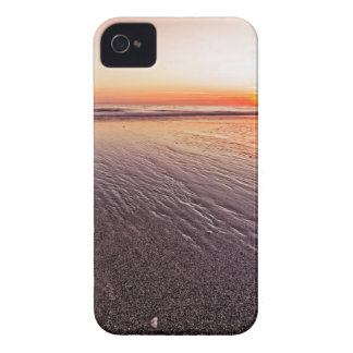 Ventura Beach Sunset iPhone 4 Cover