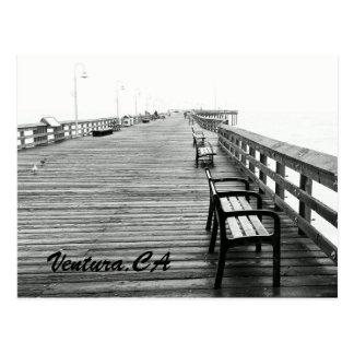 Ventura CA postcard