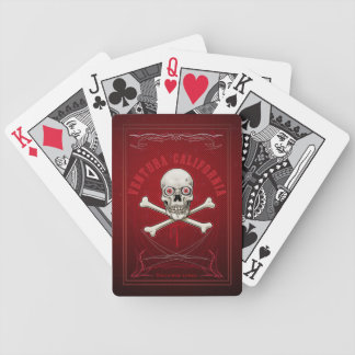 Ventura, California Player's Deck Bicycle Playing Cards