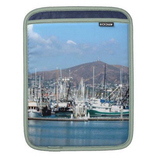 Ventura Harbor Sleeve For iPads