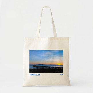 Ventura, la bolsa de asas de la puesta del sol del