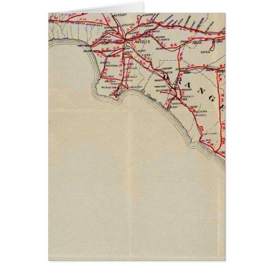 Ventura, Los Angeles, San Bernardino, Orange Card