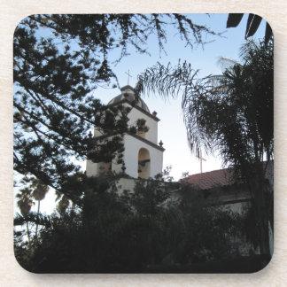 Ventura Mission Bell Tower Beverage Coaster