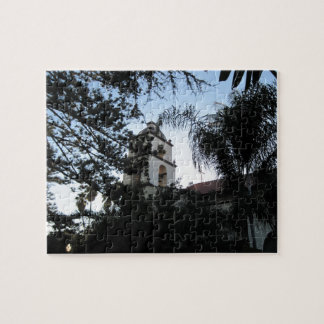 Ventura Mission Bell Tower Puzzle
